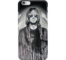 Kurt Cobain iPhone Case/Skin