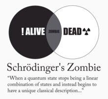 Schrödinger's Zombie by RetroReview