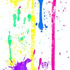 Color splatter  by Keelin  Small