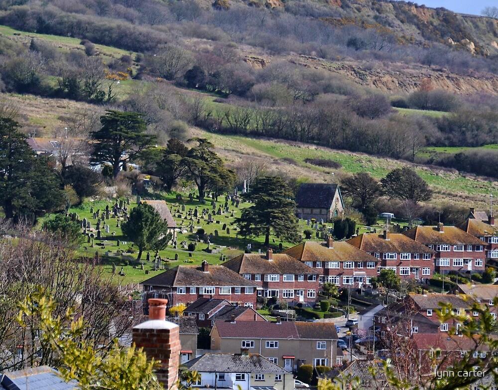 View Around Lyme Dorset.UK by lynn carter