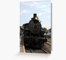 Essex Steam Train Greeting Card