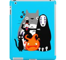 Ghibli'd Away iPad Case/Skin