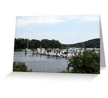 Connecticut River 2 Greeting Card