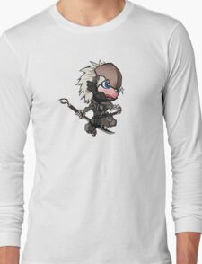 Chibi Raiden Long Sleeve T-Shirt
