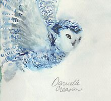 Owl Always Be Here by Danielle  Creason