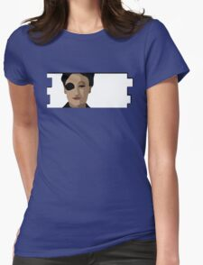 Eyepatch Womens Fitted T-Shirt