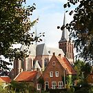 Castle, Huis Bergh, The Netherlands by Richard Eijkenbroek