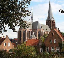 Castle, Huis Bergh, The Netherlands V by Richard Eijkenbroek