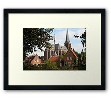 Castle, Huis Bergh, The Netherlands V Framed Print