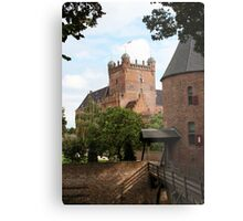 Castle, Huis Bergh, The Netherlands IIII Metal Print