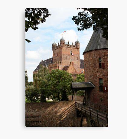 Castle, Huis Bergh, The Netherlands IIII Canvas Print
