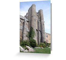 Hammond Castle 2 Greeting Card