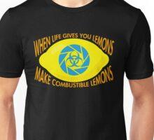 Combustible Lemons Unisex T-Shirt