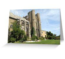 Hammond Castle 3 Greeting Card