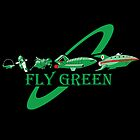 Fly Green by Everdreamer