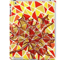 Autumn leaf iPad Case/Skin