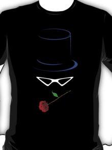 Tuxedo mask dark T-Shirt