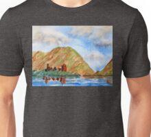scottish castle Unisex T-Shirt