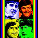 The Monkees by Jennifer Martinez