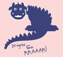 DRAGON'S GO RRAARR! One Piece - Short Sleeve