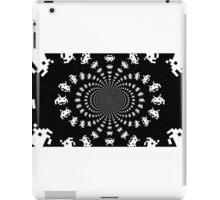 Invader Swirl iPad Case/Skin