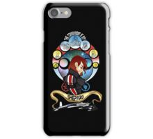 The Commander is my Shepard (RED HEAD EDITION) iPhone Case/Skin