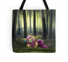 My Little Pony Fan Art - Fluttershy Tote Bag