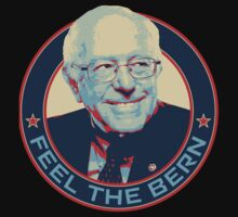 Bernie Sanders - Feel The Bern by poomshanka