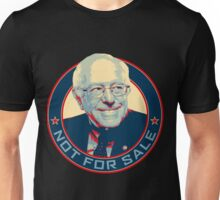 Bernie Sanders - Not For Sale Unisex T-Shirt