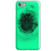 Tree Knot in Green iPhone Case/Skin
