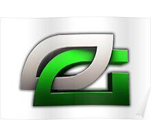 OpTic Gaming Logo Poster