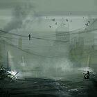 Syrian civil war by Spencer Haynes