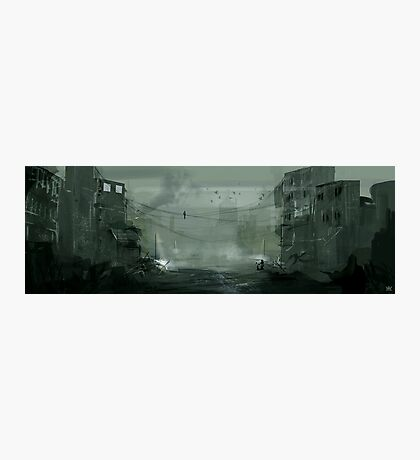 Syrian civil war Photographic Print