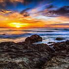 Rising Sun Currumbin by MikeAndrew