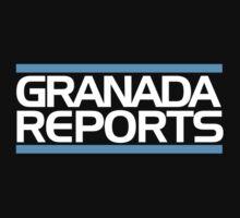 Granada Reports logo 1984-ish T-Shirt