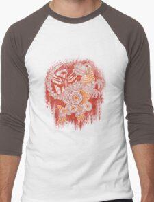 A Grim Find Men's Baseball ¾ T-Shirt