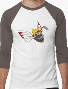 Ninjask Men's Baseball ¾ T-Shirt