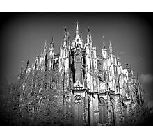 The many spires of Cologne Dome. Photographic Print