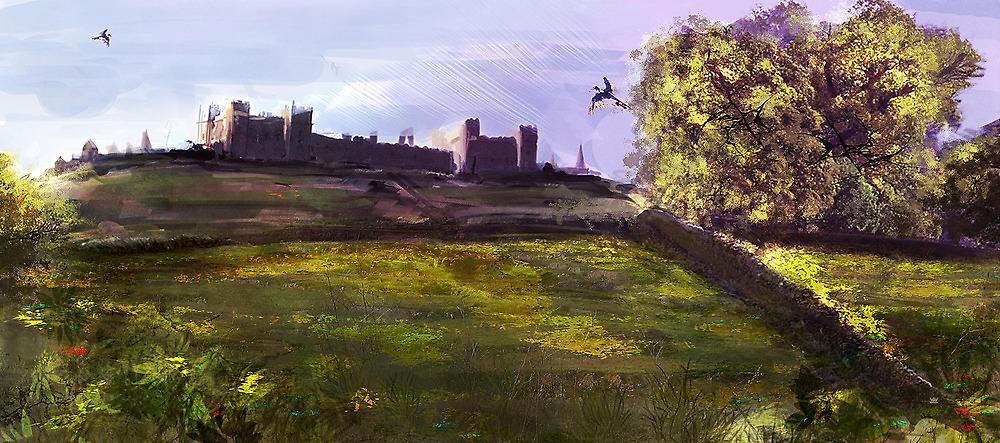 Castle by Spencer Haynes