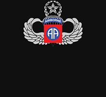 82nd Airborne Master Jump Wings Unisex T-Shirt