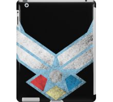 rainbow dash's squadron  iPad Case/Skin