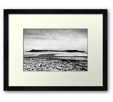 Sully Island Framed Print