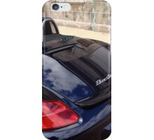 2005 Porsche Boxster S (6) iPhone Case/Skin