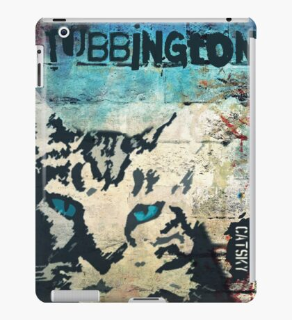 Lord Tubbington Graffiti Street Art  iPad Case/Skin