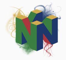 N64 Logo Design by Hunter-Blaze