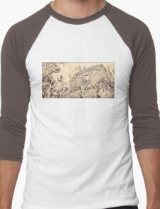 Gabe's Ark Men's Baseball ¾ T-Shirt