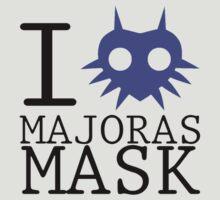 I <3 Majora's Mask by Hunter-Blaze