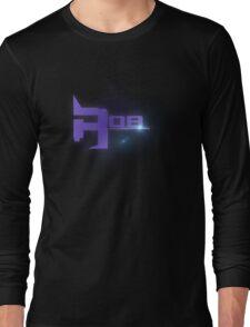 [BOB] Purple Long Sleeve T-Shirt