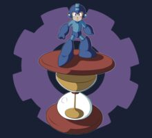 Mega Man Hourglass Design by Hunter-Blaze