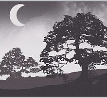 Vampire's daydream by JillySB